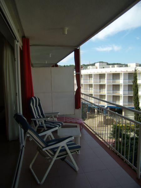 Vistas desde la terraza Alquiler Apartamento 109158 Tossa de Mar