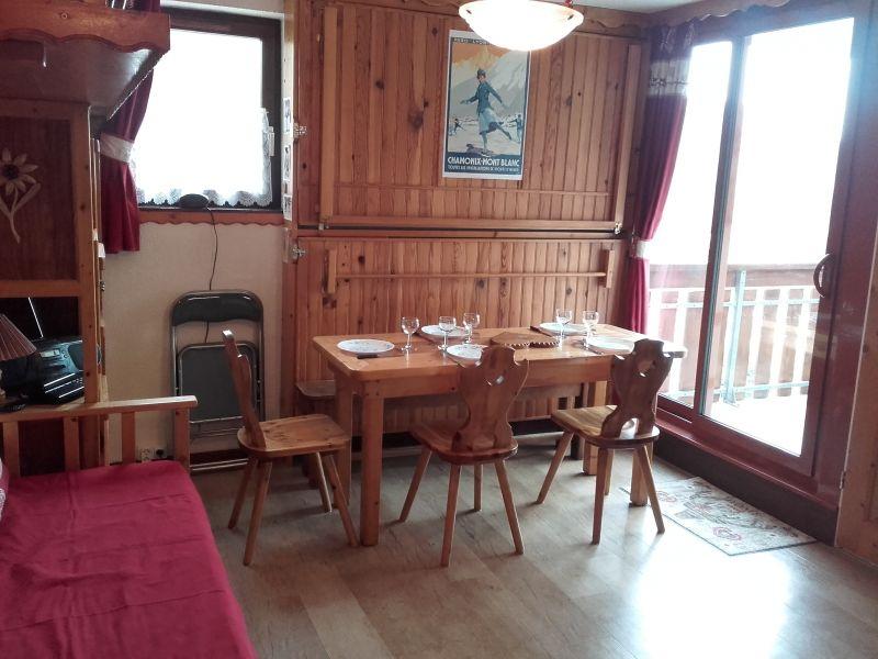 Sala de estar Alquiler Apartamento 112311 Les Menuires