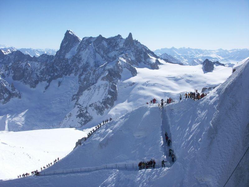 Vistas exteriores del alojamiento Alquiler Apartamento 68975 Chamonix Mont-Blanc