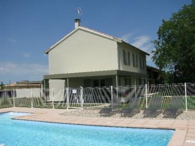 Vistas exteriores del alojamiento Alquiler Casa rural 73584 Montauban