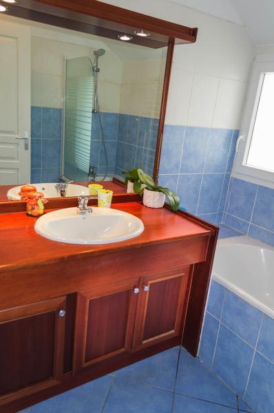cuarto de baño Alquiler Apartamento 85760 Saint Leu