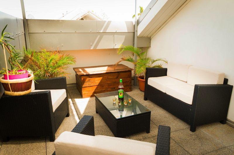 Terraza Alquiler Apartamento 85760 Saint Leu