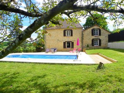 Piscina Alquiler Casa 94738 Cahors