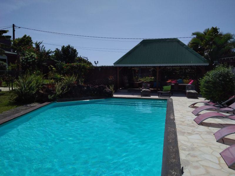 Piscina Alquiler Casa rural 95999 Deshaies