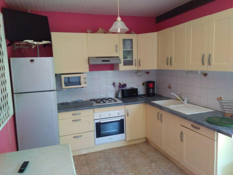 Kitchenette Alquiler Casa rural 95999 Deshaies