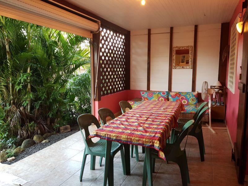 Comedor Alquiler Casa rural 95999 Deshaies