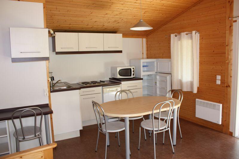 Kitchenette Alquiler Chalet 99381 Brive-la-Gaillarde