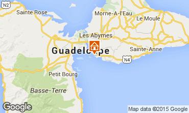 Mapa Gosier (Guadalupe) Apartamento 8006