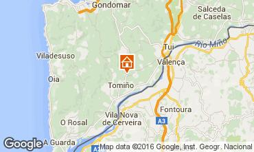 Mapa Vigo Villa 45335