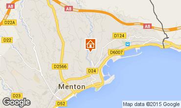 Mapa Menton Apartamento 86464