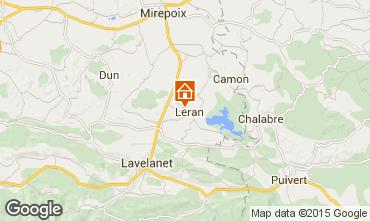 Mapa Mirepoix Casa rural 92086