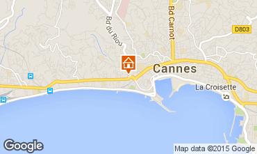Mapa Cannes Estudio 70070