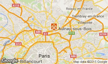 Mapa PARÍS Apartamento 72652