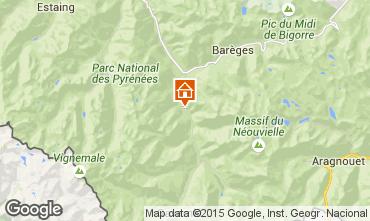 Mapa Luz Saint Sauveur Chalet 66782