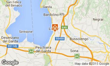 Mapa Lazise Apartamento 69391
