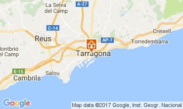 Mapa Tarragona Apartamento 28545