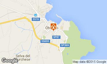 Mapa Otranto Apartamento 99634