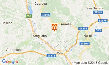 Mapa Amelia Villa 77711