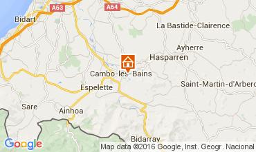 Mapa Biarritz Casa 85212