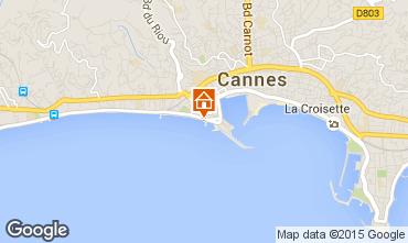 Mapa Cannes Apartamento 62604