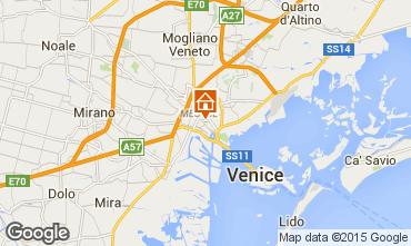 Mapa Venecia Apartamento 89907