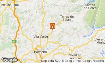 Mapa Braga Casa 59100