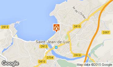 Mapa San Juan de Luz Estudio 9304