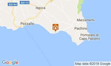 Mapa Ispica Villa 113249
