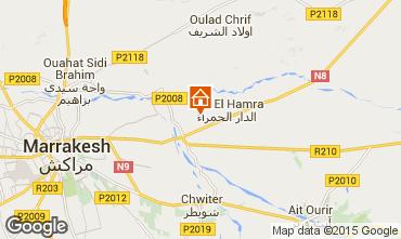 Mapa Marruecos Villa 86815