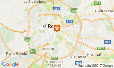 Mapa Roma Apartamento 108438