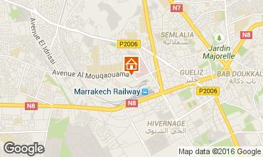 Mapa Marruecos Apartamento 80190