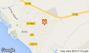 Mapa Ares Casa 88894