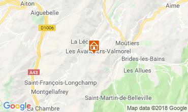 Mapa Valmorel Estudio 28499