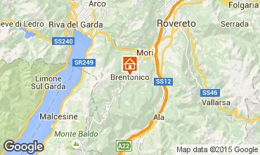 Mapa Riva del Garda Apartamento 29212