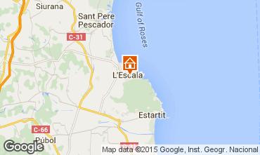 Mapa La Escala Villa 96172