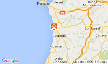 Mapa Lourinh� Villa 97836