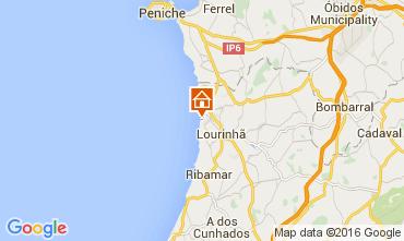 Mapa Lourinhã Villa 97836