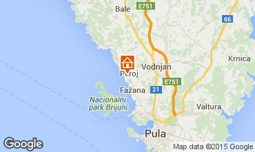 Mapa Peroj Apartamento 93896