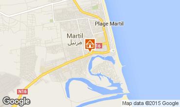 Mapa Martil Apartamento 99237
