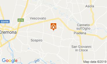 Mapa Cremona Casa 101566