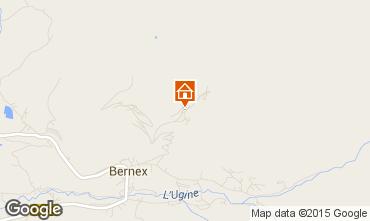 Mapa Bernex Chalet 101157
