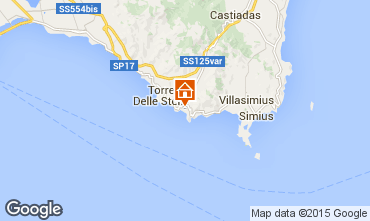Mapa Solanas Villa 96883