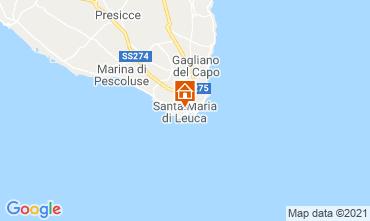 Mapa Santa Maria di Leuca Estudio 70873