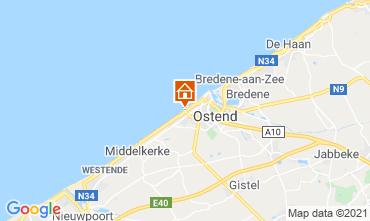 Mapa Ostende Estudio 9588