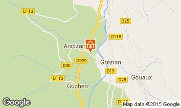 Mapa Saint Lary Soulan Apartamento 79767