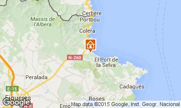 Mapa Llança Villa 96959