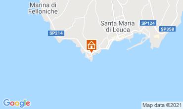 Mapa Santa Maria di Leuca Apartamento 45773