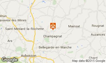 Mapa  Chalet 95887
