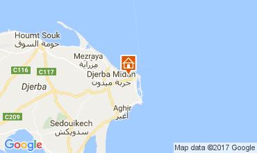 Mapa Djerba Villa 112810