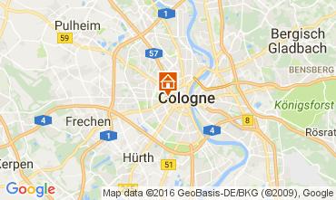 Mapa Colonia Apartamento 107317